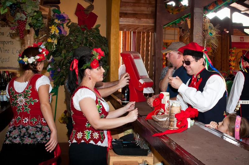 Good food and drink at Polonia Restaurant's Polish Pub