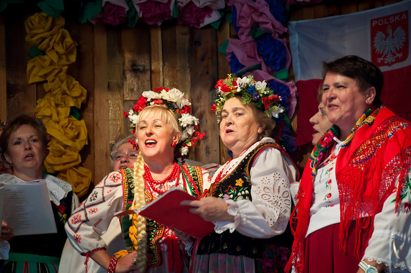 Videos From The Polish Heritage Singers At The Texas Renaissance Festival