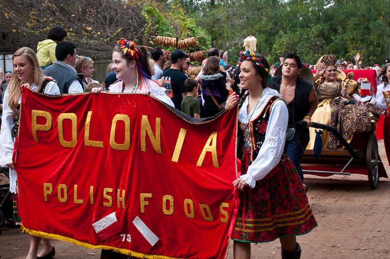 Polish Heritage Celebration At The Texas Renaissance Festival