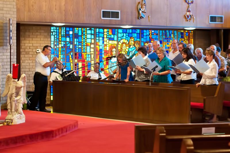 St. Mary Catholic Church Polka Mass celebrates Polski Dzien