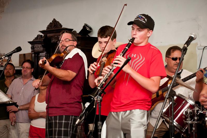Brian Marshall and Sons - Polski Dzien (Polish Day) In Bremond Texas