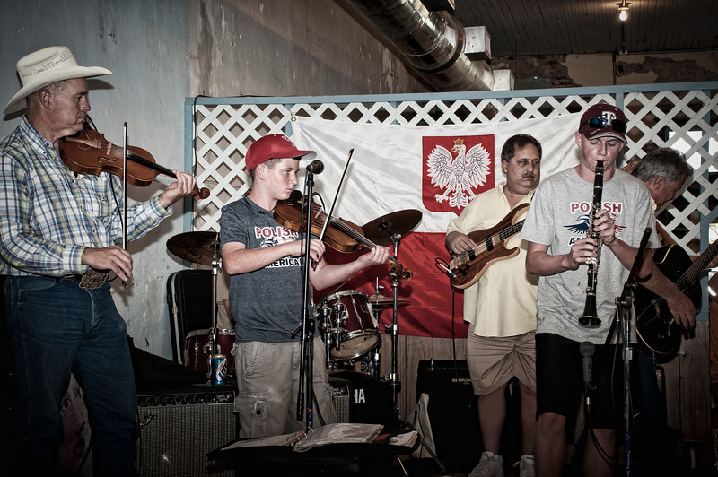 Videos From Polish Music Jam Session At Polski Dzien 2011 In Bremond