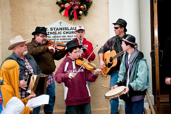 2011 Koledy Polskie In Chappell Hill
