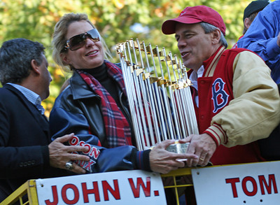 Red Sox Parade, October 30, 2007
