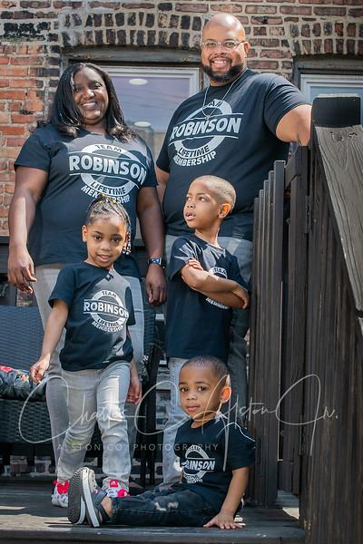 Robinson Adoption Day
