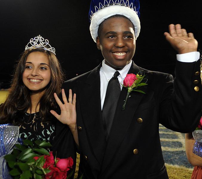 St. Joseph's celebrates Homecoming 2012 with a win over Whitmire.<br /> GWINN DAVIS PHOTOS<br /> gwinndavisphotos.com (website)<br /> (864) 915-0411 (cell)<br /> gwinndavis@gmail.com  (e-mail) <br /> Gwinn Davis (FaceBook)