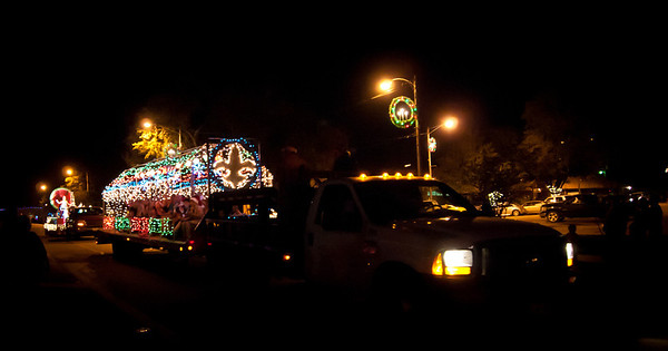 2012 Hempstead Festival Of Light