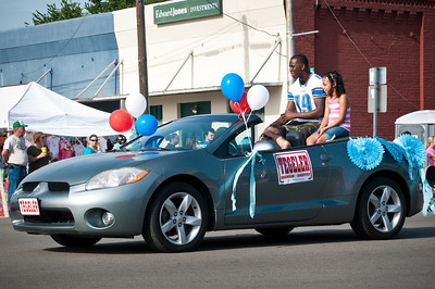 Hempstead Watermelon Festival Parade