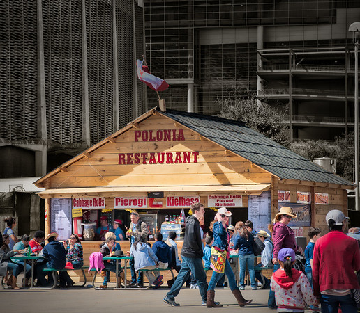 Polonia At The Houston Livestock Show And Rodeo