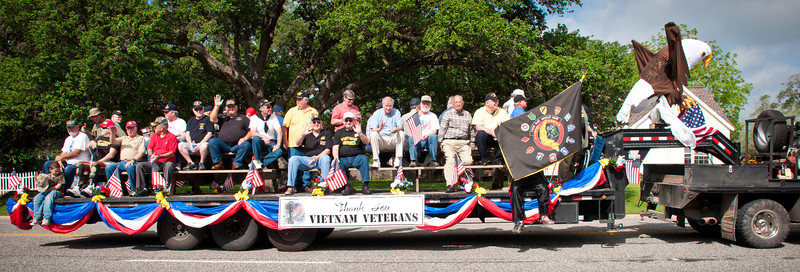 Welcome Home Vietnam Veterans Day Parade