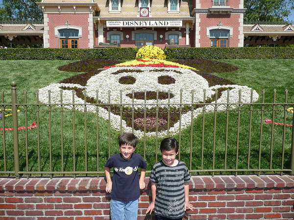 2009-03-13 Disneyland