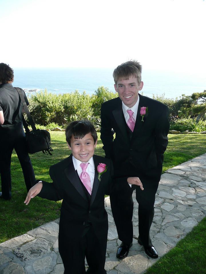Ryan and Jackson