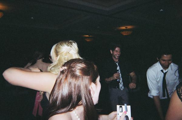 2009 04 04 Josh & Lauren's Wedding (disposable cameras)