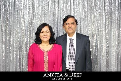 Ankita and Deep Wedding