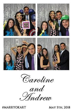 Caroline & Andrew