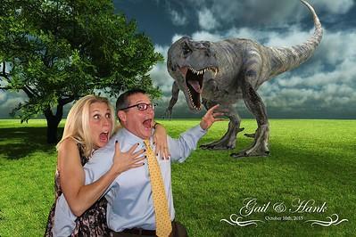 Gail & Hank's Wedding