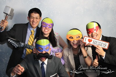 Grace and Dennis' Wedding