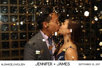 James and Jennifer