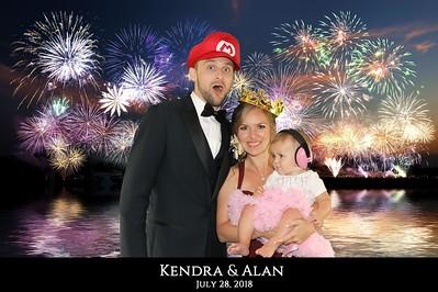 Kendra & Alan