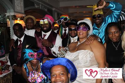 Kia & Darnell's Wedding