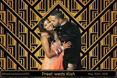 Preet weds Kish
