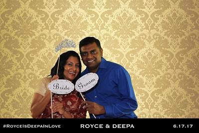 Royce & Deepa Wedding