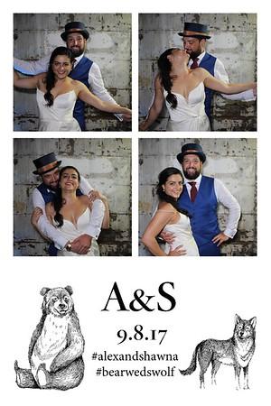 Shawna & Alex's Wedding