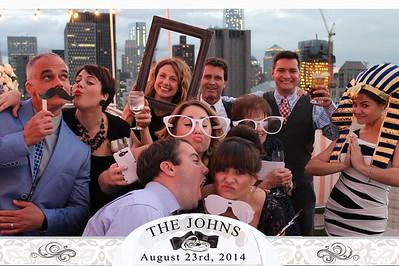 The Johns Wedding