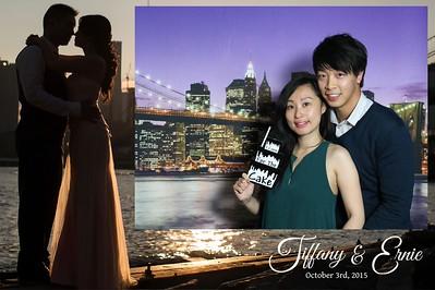 Tiffany & Ernie's Wedding