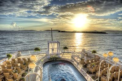 SeaDream Yacht Club - Wedding Charter