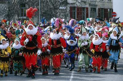 les chinelles,Fosse la ville,Carnival,Carnaval,Carnavale