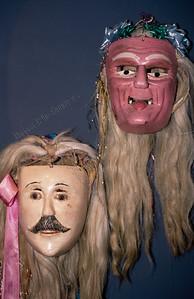masks,maskers,Mexico,Mexique,museum,musèe,carnival,carnaval,Binche,Belgium,België,Belgique