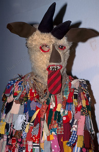 dechinelo masque,masker,Morlestepstlan,Mexico,Mexique,museum,musèe,carnival,carnaval,Binche,Belgium,België,Belgique