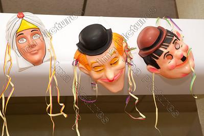 masker hoedje carnaval TISL Technokix