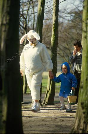 easter bunny paashaas Lapin de Pâques