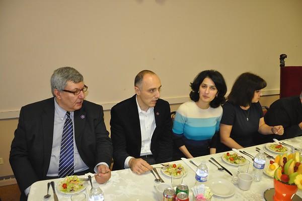 Celebratory Luncheon 70th Anniversary