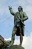 Captain Cook,Statue,stanbeeld,Hyde Park,Sydney,Australia,Australië,Australie