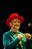 Boy George,Genk on stage 2014