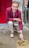 Will Tura,ontvangt Sixties ster,Bokrijk,Belgium,België,Belgique