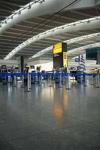 London Heathrow Airport LHR
