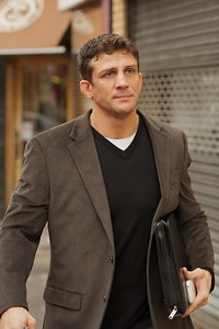 Alex Reid spotted today