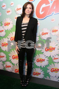 "Mandy Moore on the red carpet prior to her private concert for the winner of the Gain ""Love at First Sniff"" contest at the LaSalle Power Company in Chicago, IL USA 15, June, 2009"