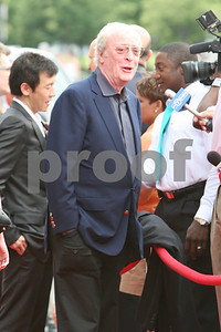 """The Chicago International Film Festival pays tribute to director Christopher Nolan at the red carpet Premiere of """"The Dark Night"""" at the IMAX Theatre at Navy Pier in Chicago on July 16, 2008. Alexandra Buxbaum/Retna"""