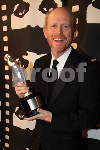 The 46th Chicago International Film Festival's Summer Gala honors actor and director Ron Howard with a lifetime achievement award at the Museum of Science and Industry. Chicago USA, Saturday 12, June 2010.