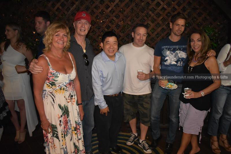 Celebrities People Business TracySaundersArt 2017 (13)