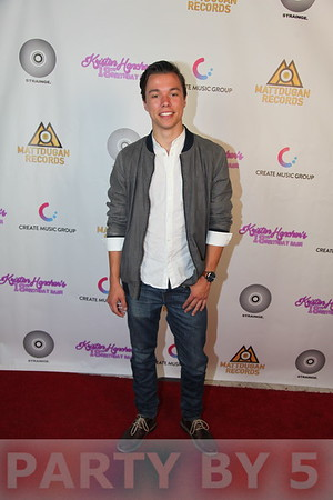 Matt Dugan Records Hosts Birthday Bash - Kristen Hancher's BIG 18 Birthday Bash  at Bootsy Bellows