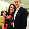 Celebrity stylist Stacey Lucchino with her son Davis Ballard of San Diego.
