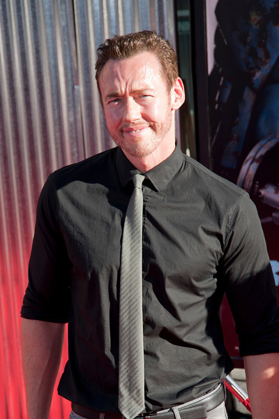 UNIVERSAL CITY, CA - OCTOBER 2: Kevin Durand arrives at the World Premiere of 'Real Steel' at the Gibson Amphitheatre on October 2, 2011 in Universal City, California. (Photo by Tom Sorensen/Moovieboy Pictures)