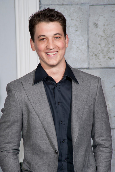 WESTWOOD, CA: Actor Miles Teller arrives at the premiere of Warner Bros. Pictures' 'Sherlock Holmes: A Game Of Shadows' held at the Regency Village Theatre in Westwood, California. Photo taken on Tuesday, December 6, 2011 by Tom Sorensen/Moovieboy Pictures.
