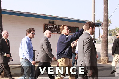 12 03 08  Arnold Schwarzenegger returns to Muscle Beach   Venice, Ca   Photo by Venice Paparazzi (10)